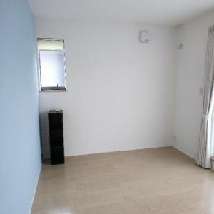 入居後内覧会 2階子供部屋(南)