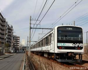 またまたMUE train 青梅線試運転