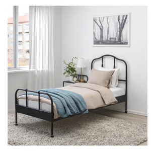 IKEAのベッド【SAGSTUA】は軽自動車のお一人様女性でも持ち帰られるか