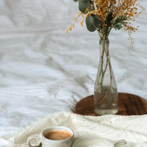 3月が始まる・ぷち家出でお気に入りの骨董カフェへ