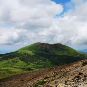 【大人の夏休み・その2】悲願達成・阿蘇中岳火口に立つことができた