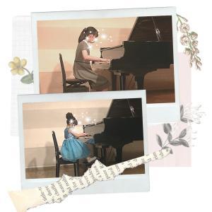 【個人ピアノ】発表会開催に感謝(ToT)