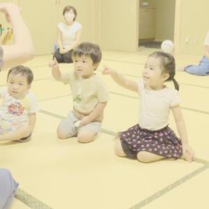 【日本橋リトミック】くまさんの家族
