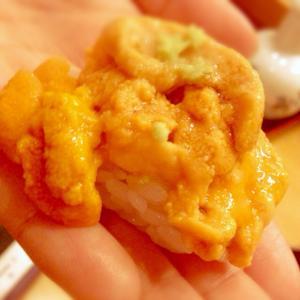 北海道でお寿司♪