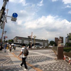 【4K】丸ノ内線 四ツ谷駅を歩いてみた Yotsuya station Marunouchi line