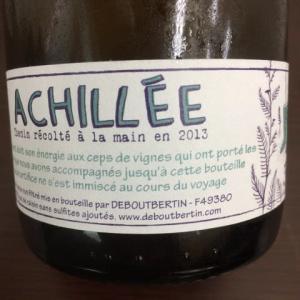 """野に咲く花のように / Deboutbertin """"Achillée 2013"""""""