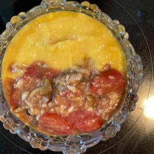 野菜たっぷり「冷たいスープ」 / Cold Soup