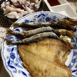 【釧路】魚いろいろ / Fish dishes