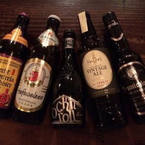 欧州ビールのお仕事☆ / Selecting European beers