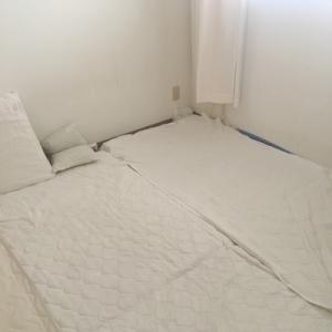「敷布団」のカビ対策。エアリーマットレス+除湿機+吸湿シートで布団干しをやめました