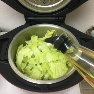 豚肉と白菜のうまうま蒸し(ホットクック)