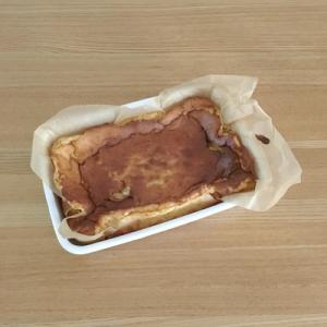 思い立ったらすぐ焼ける、簡単チーズケーキ