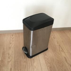 ゴミ箱の簡単なニオイ対策。お手頃価格のハッカ油でさわやかに