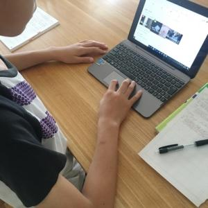 【家庭学習】理科と社会、効果が出た学習方法。「NHK for school」も取り入れています(小6)