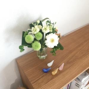 整っているからではなく、整えたくて花を買う