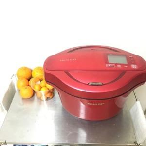 「買ってよかった調理家電。ヘルシオホットクック、バルミューダ」に載りました(ESSEオンライン)