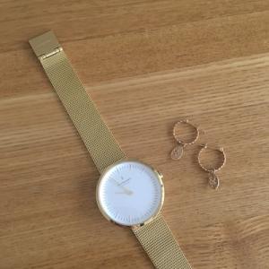 シンプルなデザイン。Nordgreen (ノードグリーン)の腕時計(PR)