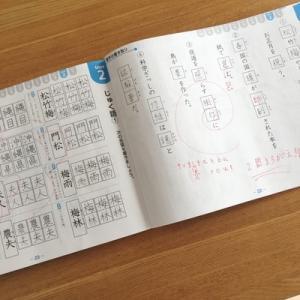 【家庭学習】漢字を得意にしてくれたドリル