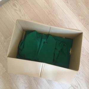 年末に向けて、服を減らす。また宅配買取サービス「ブランディア」を利用しました