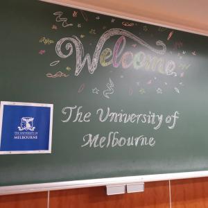 【現地の声①UMEL】オーストラリアのオンライン授業について