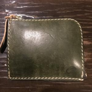 財布が壊れた。