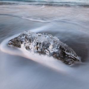 オホーツク海でジュエリーアイスを美しく撮る