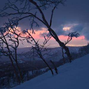 NIKKOR Z 24-70mm f/2.8 Sで撮る大雪山旭岳の星景写真