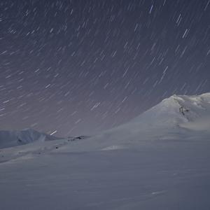 NIKKOR Z 20mm f1.8 S 大雪山旭岳で星景撮影