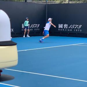 全豪テニス