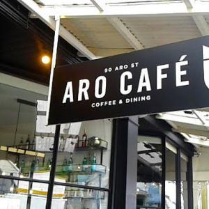 【ウェリントン】Aro Cafe アロカフェ【カフェ巡り】