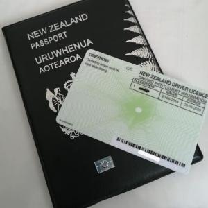【超簡単】日本運転免許をNZ運転免許へ書きかえる方法【オススメ】