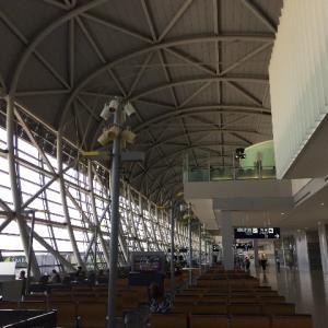 関西国際空港のサクララウンジの場所は超絶わかりにくかった件
