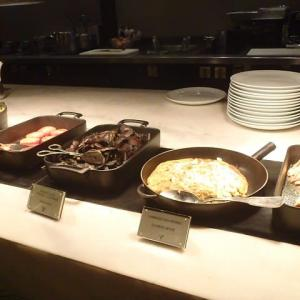 ダナン+香港旅行6日目~グランドハイアット香港の朝食