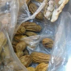 蒸しピーナッツ