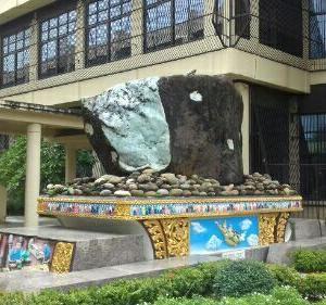 宝石博物館 アフリカ産のルビーが…