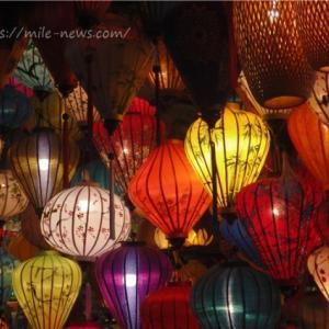 世界遺産の古都・ホイアン旧市街の月イチ開催のランタン祭りへ@2019夏休みハノイ・ダナン⑩