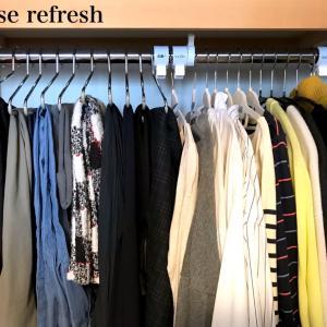 私の洋服多すぎる??