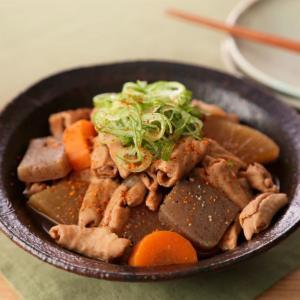 上州の「寅」(1)エピソード1 もつ煮