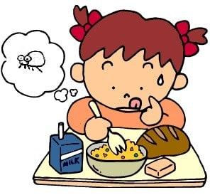 学校給食一時休止を行い、原因究明を求める
