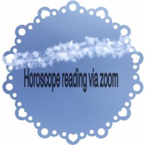 オンラインのホロスコープ読み会をしました