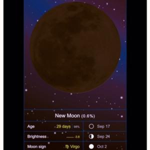 今夜は乙女座で新月&すっきりしたスタート   今日は原宿占い館Tarimの日です
