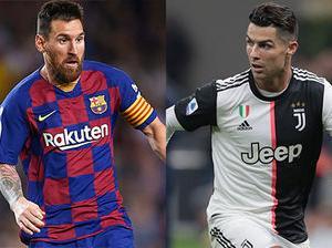 【海外サッカー】アルゼンチンの重鎮がメッシとC・ロナウドの比較に持論「フットボール界のためにならない」