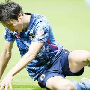 【日本代表】「みっともない試合」…原口元気、チームけん引できず「自分に力が足りない」