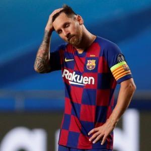 【リーガエスパニョーラ】メッシ、10月の「クラシコ」欠場の可能性浮上 W杯南米予選が影響、日程的に出場困難