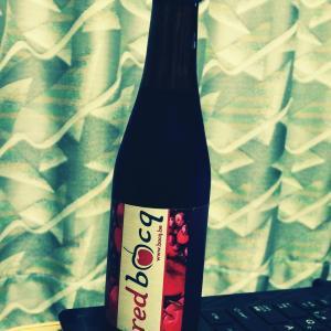 ベルギービール「レッドボック」