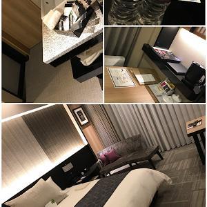 【ホテル全般】ホテルグランヴィア京都:スーペリアダブル タワービュー宿泊(2019年12月)