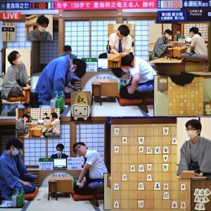 第5期叡王戦第6局 豊島将之竜王・名人が梅雨明けとともに連敗脱出、そして、AI将棋を人間が指す将棋より上だと考えている全ての人へ