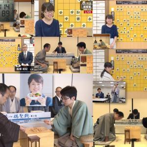 第90期棋聖戦五番勝負第2局 豊島棋聖の序盤の思わぬ大失策でタイに
