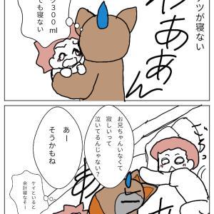 お兄ちゃんとなら寝るよ!@年子兄弟【実録漫画】