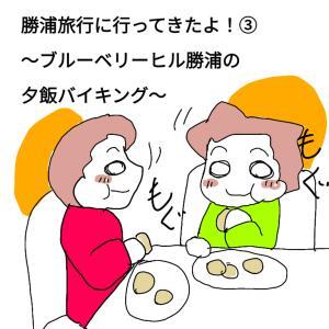 勝浦旅行に行ってきたよ!④〜夜泣き~【年子兄弟】